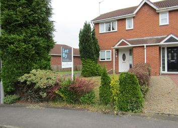 Thumbnail 3 bed semi-detached house for sale in Chaucer Close, Gateshead