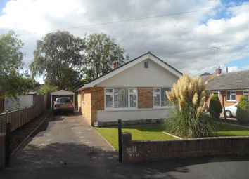 Thumbnail 2 bedroom bungalow to rent in Beacon Park Road, Upton, Poole