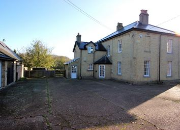Thumbnail 4 bed detached house to rent in Edgehill Farm House, Old North Road, Bourn