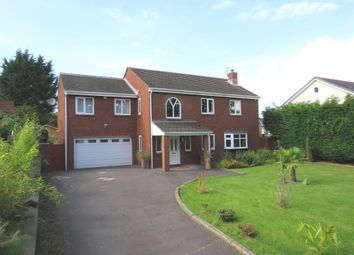 Thumbnail 5 bed detached house for sale in Norton Village, Norton, Runcorn