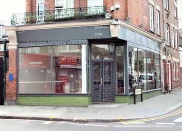 Retail premises to let in High Road, Willesden NW10