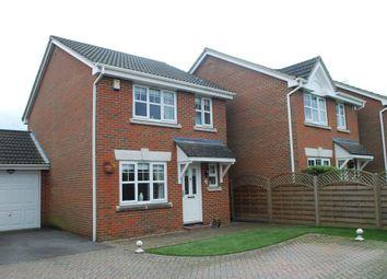 Thumbnail 3 bedroom detached house for sale in Tongham, Farnham, Surrey
