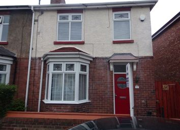 Thumbnail 3 bedroom semi-detached house for sale in Bohemia Terrace, Blyth