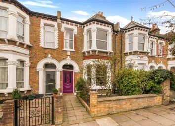Thumbnail 4 bed terraced house for sale in Solent Road, West Hampstead, London