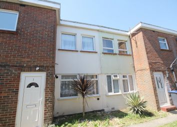 Thumbnail 1 bed flat to rent in Cecil Road, Lancing