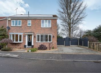 Thumbnail 4 bed detached house for sale in Kingsley Avenue, Mansfield Woodhouse