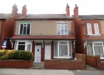 Thumbnail 3 bed semi-detached house for sale in Newcastle Avenue, Worksop, Nottinghamshire