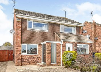 2 bed semi-detached house for sale in Danby Close, Hull HU8