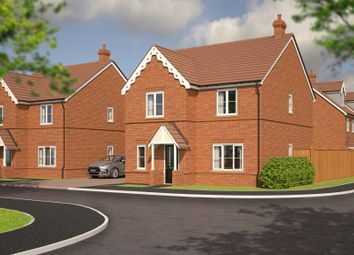 Thumbnail 4 bed detached house for sale in Farmers View, Slip End, Luton