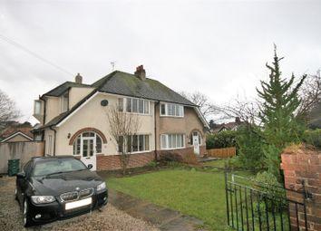 Thumbnail 4 bed semi-detached house for sale in Yerburgh Avenue, Rhos On Sea, Colwyn Bay