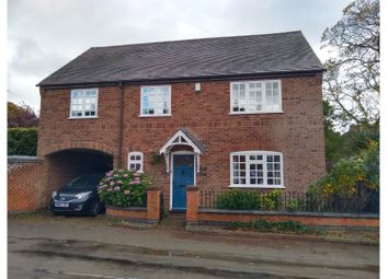 Thumbnail 4 bed detached house for sale in Main Street, Ravenstone