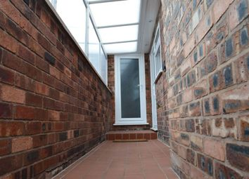 Thumbnail 1 bed flat to rent in St. Pauls Close, Crewe