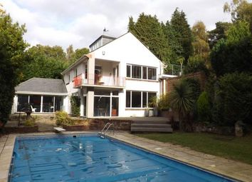 Thumbnail 5 bedroom detached house for sale in Chilworth, Southampton, Hampshire