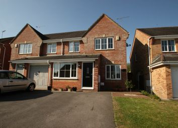 Thumbnail 3 bed semi-detached house to rent in Holm Oak Close, Verwood