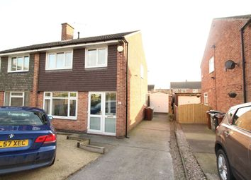 Thumbnail 3 bed semi-detached house for sale in Holmsley Lane, Woodlesford, Leeds