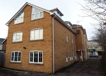Thumbnail 1 bed flat to rent in Lymington Road, Highcliffe, Christchurch