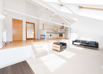 Thumbnail 2 bed flat to rent in Brook Road, London