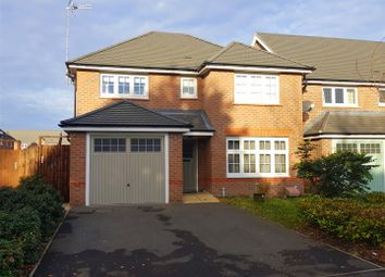 Thumbnail 4 bed detached house for sale in Morgan Drive, Stourport-On-Severn