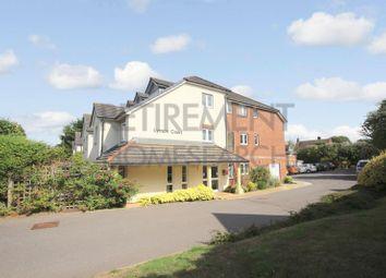 Thumbnail 2 bed flat for sale in Lynton Court, Epsom