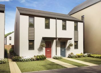 "Thumbnail 2 bedroom terraced house for sale in ""The Morden R1"" at Llantrisant Road, Capel Llanilltern, Cardiff"