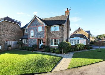 Thumbnail 4 bed detached house for sale in Richmond Way, East Grinstead, West Sussex