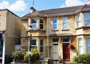 Thumbnail 4 bedroom end terrace house for sale in Hayes Place, Bath