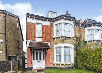 Thumbnail 1 bed flat for sale in Bensham Manor Road, Thornton Heath