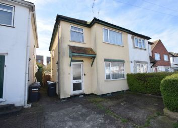 Thumbnail 3 bedroom semi-detached house for sale in Thirlstone Road, Luton