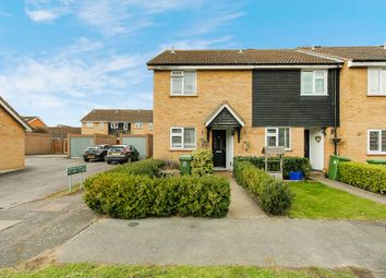 Thumbnail 3 bed end terrace house for sale in Menzies Avenue, Laindon West