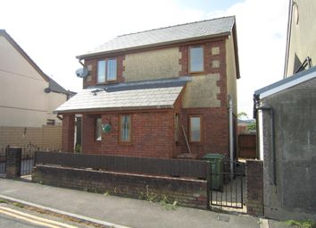 Thumbnail 2 bed detached house for sale in Upper Capel Street, Bargoed