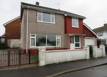 Thumbnail 3 bed detached house for sale in Derwen Close, Cefn Road, Blackwood