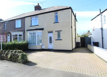 Thumbnail 3 bed semi-detached house to rent in Robert Road, Sheffield