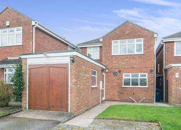 Thumbnail 4 bed detached house for sale in Crestwood, Amington, Tamworth