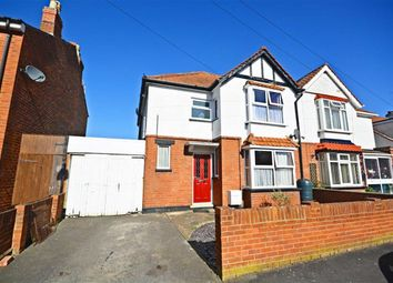 Thumbnail 3 bed semi-detached house for sale in Bradford Road, Longlevens, Gloucester