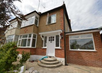 Thumbnail 4 bed semi-detached house to rent in Buxted Road, London