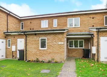 Thumbnail 3 bed terraced house for sale in The Crescent, Caldecott, Wellingborough