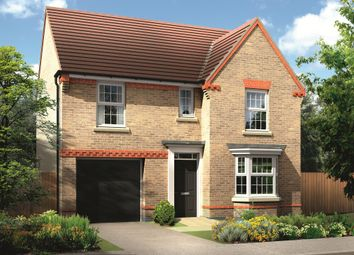 "Thumbnail 4 bedroom detached house for sale in ""Finsbury"" at St. Benedicts Way, Ryhope, Sunderland"