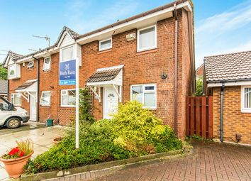 Thumbnail 2 bedroom semi-detached house for sale in Brinklow Close, Openshaw, Manchester