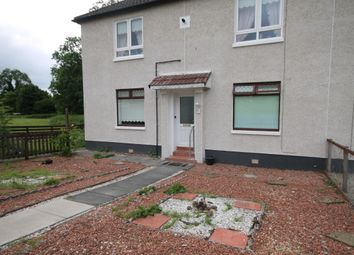 Thumbnail 2 bed flat to rent in Blackwood Avenue, Catrine, Mauchline