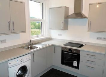 Thumbnail 2 bed flat for sale in Whytescauseway, Kirkcaldy