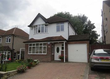 Thumbnail 4 bed detached house to rent in Elm Grove, Orpington