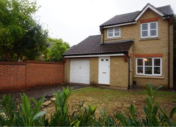 Thumbnail 3 bed detached house to rent in Halfpenny Close, Maidstone