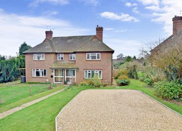 Thumbnail 3 bed semi-detached house for sale in Downhurst Road, Ewhurst, Surrey