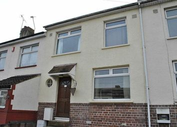 Thumbnail 3 bed terraced house to rent in Jersey Avenue, Brislington, Bristol