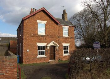 Thumbnail 3 bed cottage to rent in Holly Cottage, Gainsborough Road, Scaftworth