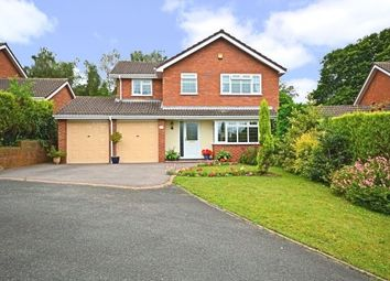 Thumbnail 4 bedroom detached house to rent in Trevithick Close, Burntwood