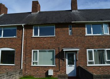 Thumbnail 2 bed terraced house to rent in Pinewood Square, St Athan