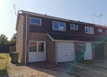 Thumbnail 3 bed end terrace house for sale in Lynfield Road, North Walsham