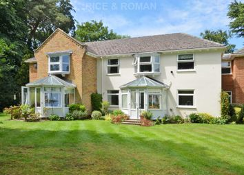 Thumbnail 2 bed flat for sale in Fairlawn, Hall Place Drive, Weybridge