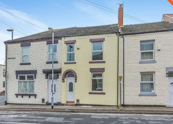 Thumbnail 1 bed terraced house to rent in Brunswick Place, Hanley, Stoke-On-Trent